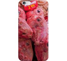 Ah, What We Eat...... iPhone Case/Skin