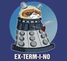 Grumpy Dalek by UncaLar
