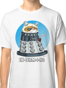 Grumpy Dalek Classic T-Shirt