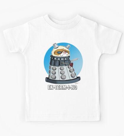 Grumpy Dalek Kids Tee