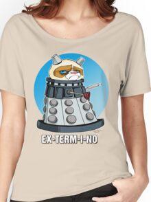 Grumpy Dalek Women's Relaxed Fit T-Shirt