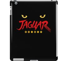 Jaguar Retro Classic iPad Case/Skin