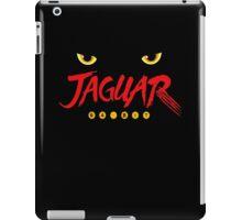Jaguar Retro Classic iPad Case/Skin
