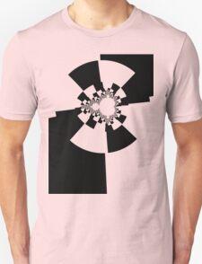 Untitled XXV - Black T-Shirt