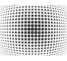 Optical Illusion Photographic Print