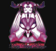 """Siamese Angel"" by Dusty Vinyl Design by dustyvinylstore"