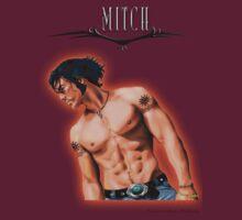 "Mitchelin Valentino ""Mitch T"" by Patricia Anne McCarty-Tamayo"