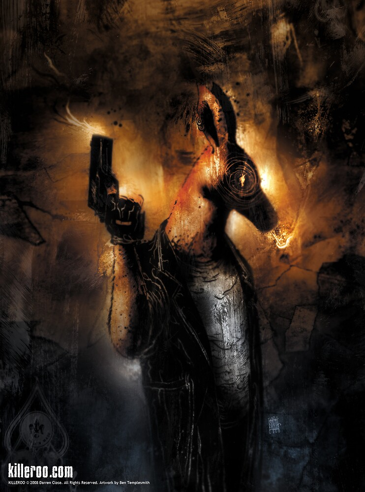 Killeroo - book one cover by Ben Templesmith by killeroo