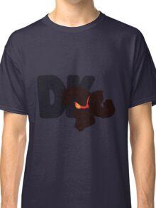 DK (Donkey Kong Version) - Sunset Shores Classic T-Shirt