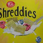 Shreddies by Theodora