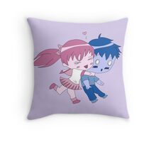 Chibi Throw Pillow