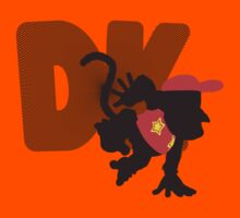 Diddy Kong (Donkey Kong version) - Sunset Shores Kids Tee