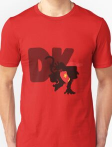 Diddy Kong (Donkey Kong version) - Sunset Shores Unisex T-Shirt