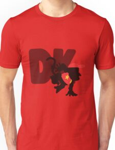 Diddy Kong (Donkey Kong version) - Sunset Shores Unisex T-Shirt