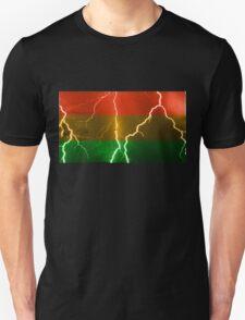 Thunder and Lightning Unisex T-Shirt