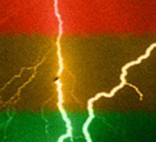 Thunder and Lightning Sticker