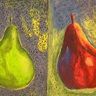 Two Pears by Theodora