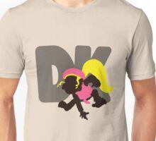 Dixie Kong - Sunset Shores Unisex T-Shirt