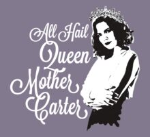 All Hail Queen Mother Carter (White) Kids Clothes