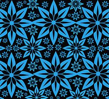 blue rush by jvinnyg
