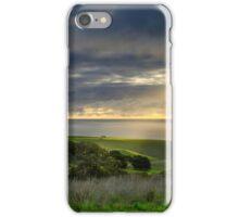 Myponga Beach vieuw  iPhone Case/Skin