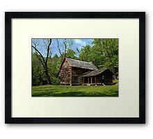 Home Sweet Home II Framed Print
