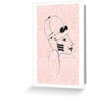 Earhart Greeting Card