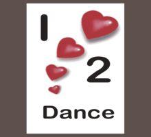 I love to Dance by Ian McKenzie