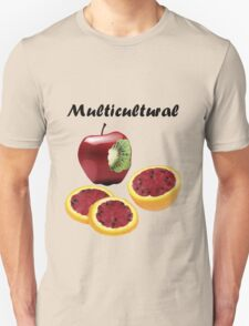 Multicultural Fruit T-Shirt