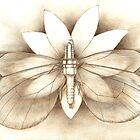 The Champion Moth by theyellowfury