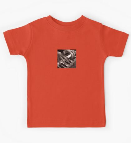 Soft Pads, Keyboard Player Oil Painting Kids Tee