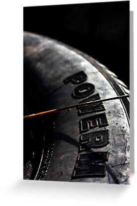 Tyre by Jonathan Russell
