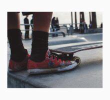 SK8 Shoe Baby Tee