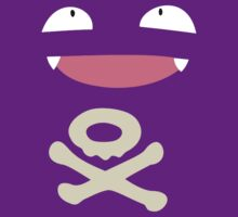 Koffing Face by coachkamui
