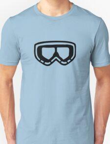Snow Goggles Unisex T-Shirt