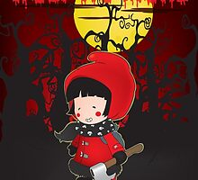 Wolf no more.Little Red Riding Hood v.2 by mangulica