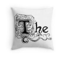 "Spongebob - ""The"" Throw Pillow"