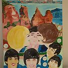 The Beatles & Sisters Australiana 1964 : Feelings by Sunil