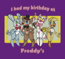 Birthday at Freddy's  by LokisDoodles