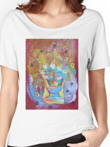 Hunky Dory Women's Relaxed Fit T-Shirt