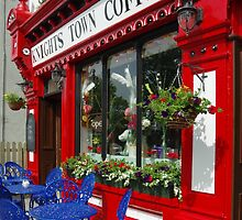 Knights Town Coffee Ireland by Lyle McNamara