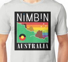 Nimbin Australia | 1980's Patch Rendition Unisex T-Shirt
