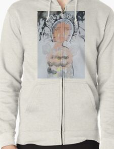 Some Day Zipped Hoodie