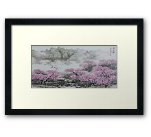 Beautiful spring v2  Framed Print