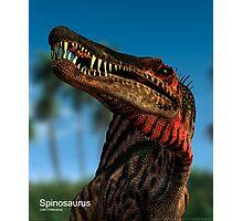 Spinosaurus Photographic Print