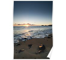 Lord Howe Island Sunset Poster