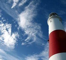 Portland Bill, Weymouth, England by Ian Wright