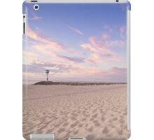 Sunset at City Beach iPad Case/Skin