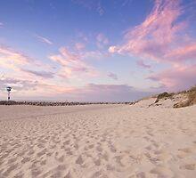 Sunset at City Beach by sjporter
