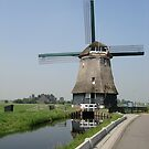Windmill by Ajmdc